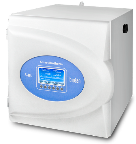 S-Bt Smart Biotherm Compact CO2 Incubator