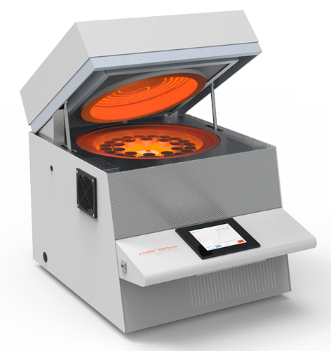 Ash Analyzers 12 - 29 Samples ▪ 1000°C
