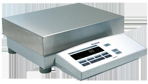 Industrial Scales 0.1 - 20g ▪ 12 kg - 300 kg