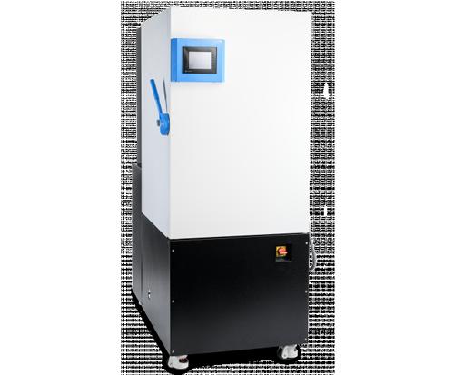 Fast plasma freezers