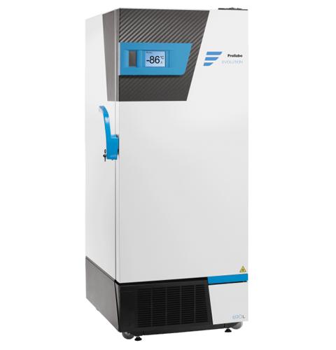 Ultra low temperature freezers